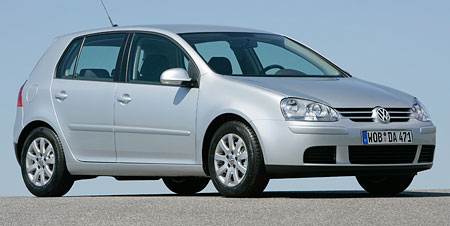 Volkswagen Golf Mark 5