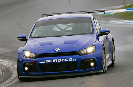 Volkswagen Scirocco Racing Version