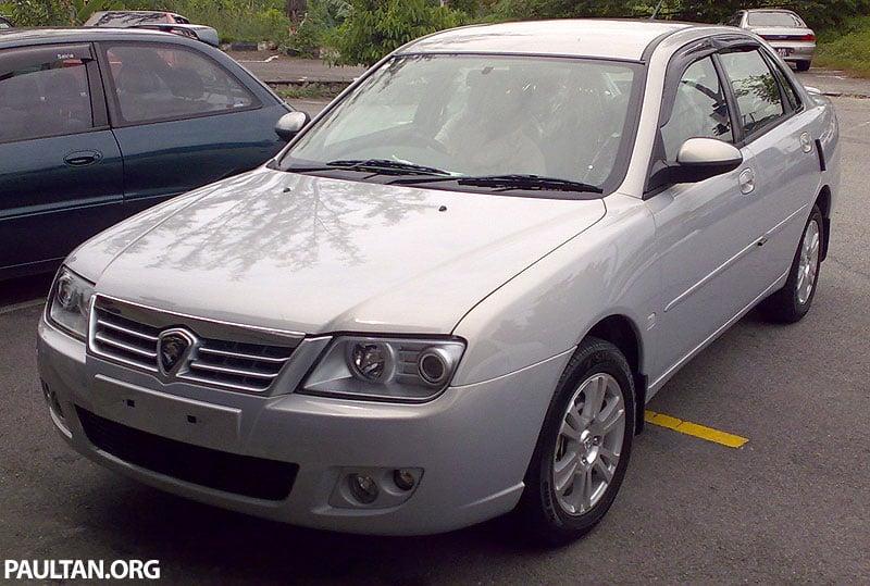 Cps Car Loan >> Proton Waja Campro 1.6 Premium (CPS) Details