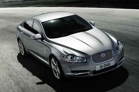 What Car Jaguar XF Award