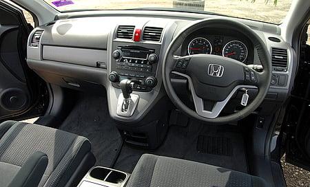 Honda cr v interior photos india for Interior decoration gst rate