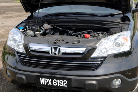 CR-V Engine