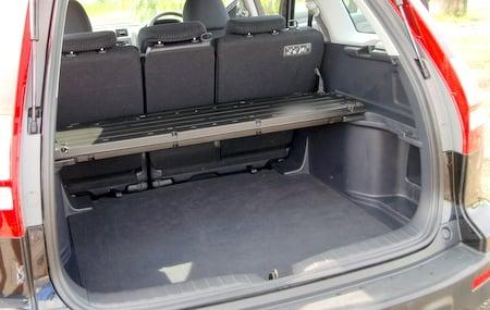 CR-V boot