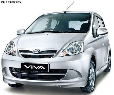 New Perodua Viva Full Details, Photos and Price! - paultan.org