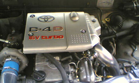 Toyota D4-D Engine
