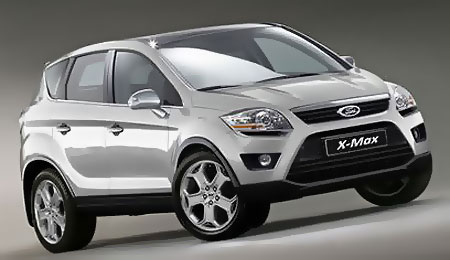 Ford X Max : ford x max focus with all wheel drive ~ Melissatoandfro.com Idées de Décoration