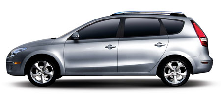 Hyundai i30cw wagon