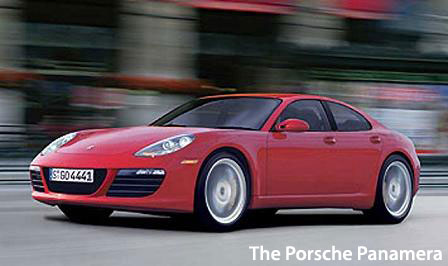 2009 Porsche Panamera to be built at Leipzig