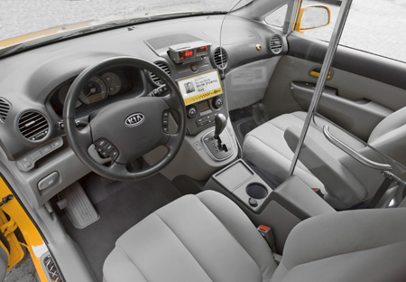 kia forte how to open passenger dome lights