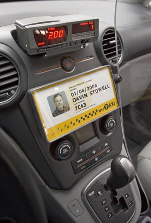 Kia Rondo Taxi Concept