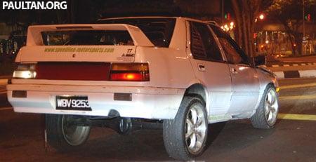 Saga 4WD