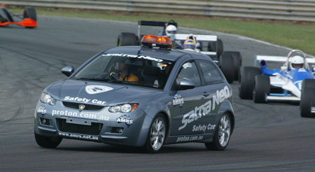 Satria Neo Safety Car 1
