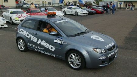 Satria Neo Safety Car 2