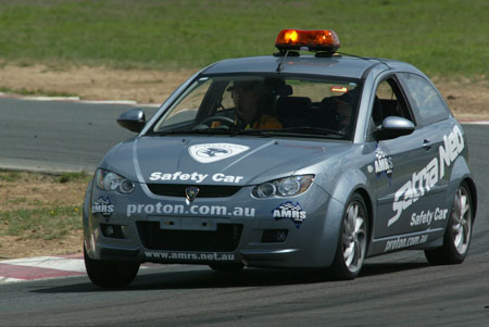 Satria Neo Safety Car 3