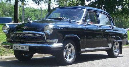 Volga GAZ-21