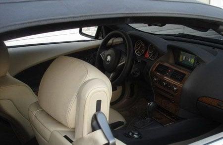 Weird BMW M6