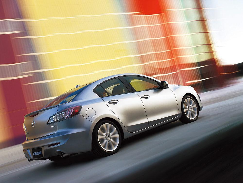 Mazda3 Фото Mazda.