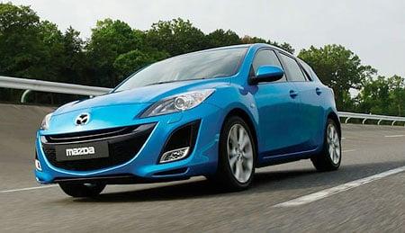 2010 Mazda 3 Hatchback