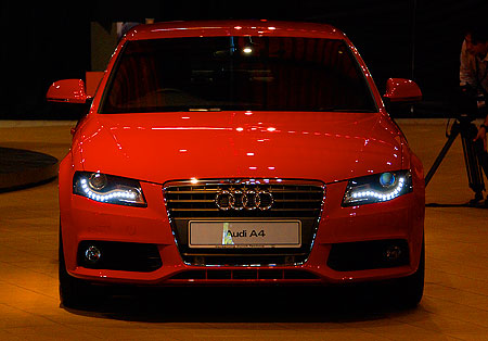 Audi 2.0 T >> Audi A4 1.8T B8 launched in Malaysia!