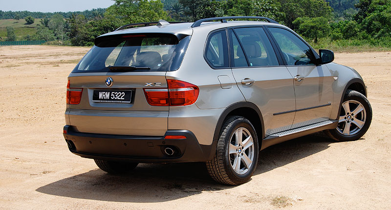 E70 Bmw X5 3 0d Test Drive Review