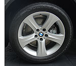 BMW X6 RPM Meter