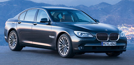 New Bmw 7 Series F01 Specifications And Photos