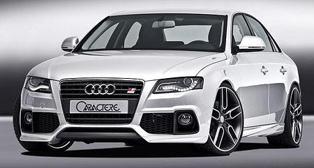 CARACTERE Audi A4