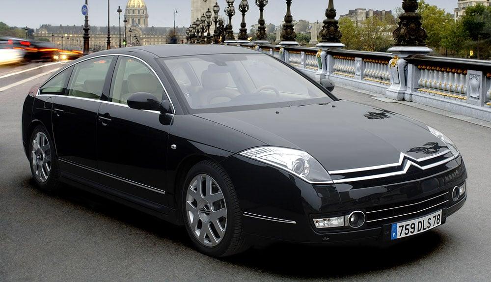 citroen c6 luxury sedan launched in malaysia. Black Bedroom Furniture Sets. Home Design Ideas