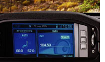 Citroen C6 LCD