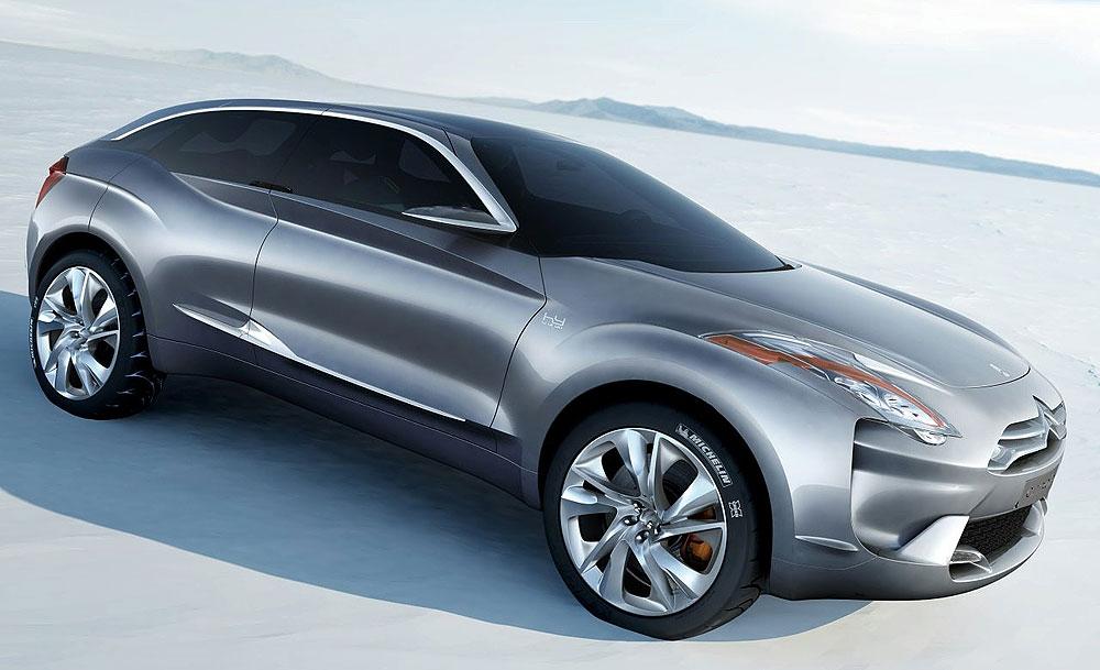 Citroen Hypnos Coupe Suv Concept
