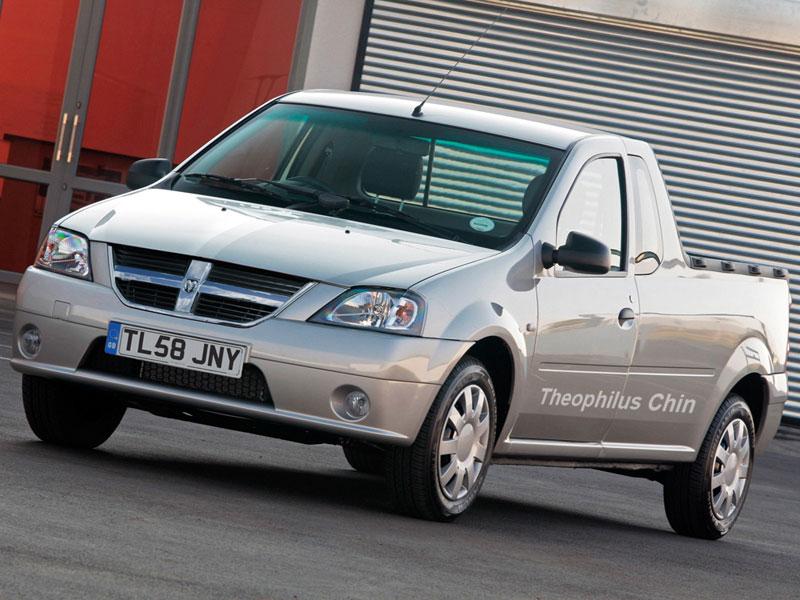 Chrysler Considering New Car Based Pick Up Truck