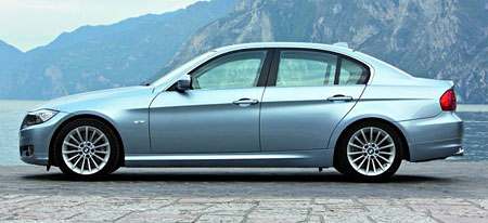 BMW E90 Facelift