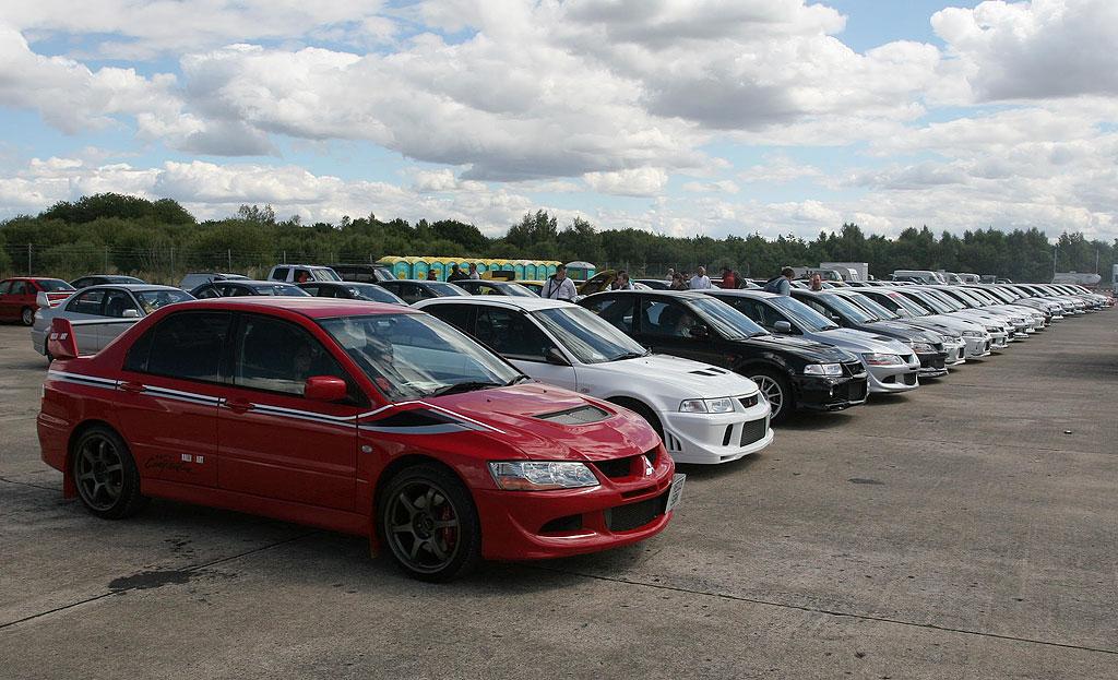 Mitsubishi car club