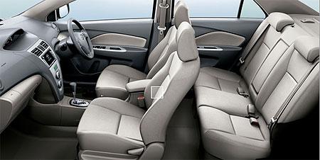 Toyota Belta Vios Yaris Sedan Facelifted In Japan