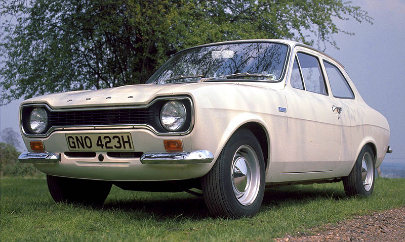 1970 Ford Escort Rs1600 The First Rs