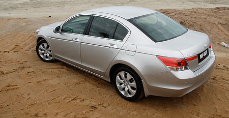 Honda Accord 2.0 VTi