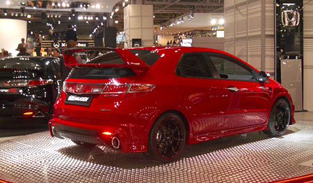 honda civic 5d fn2