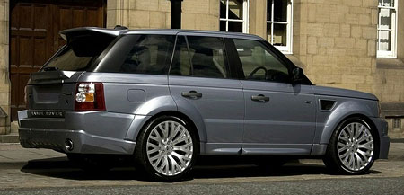 Kahn Cosworth Sport 300 First Batch Of 80 Cars For Saudi