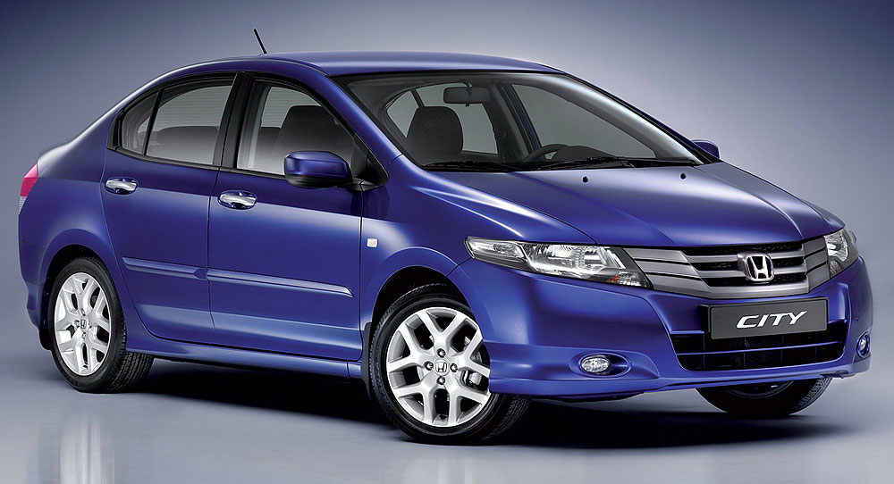 2009 Honda City Set To Hit The European Market