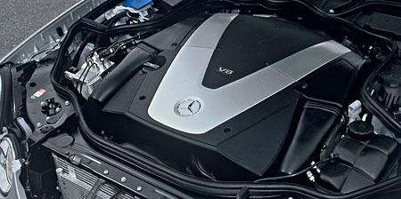 Mercedes-Benz V8 Diesel