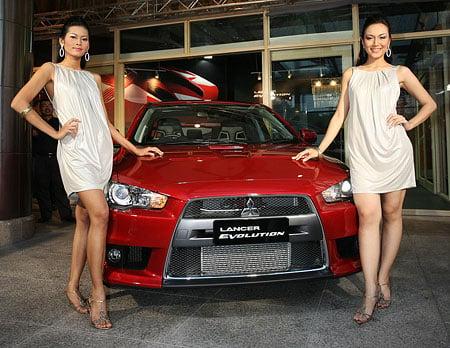Mitsubishi Lancer Evolution Malaysia