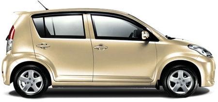 Perodua Myvi Facelift