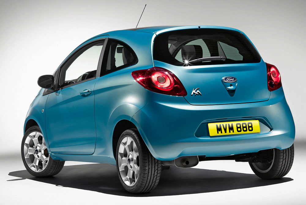 ford ka badge engineered fiat 500 initial photos. Black Bedroom Furniture Sets. Home Design Ideas
