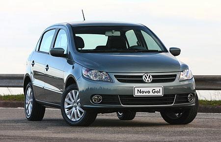 New Volkswagen Gol