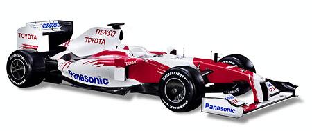 Panasonic Toyota TF109