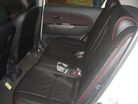 Facelift Perodua Myvi SE White