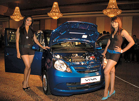 Perodua Viva Sri Lanka