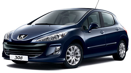 locally assembled peugeot 308 vti and peugeot 308 turbo launched