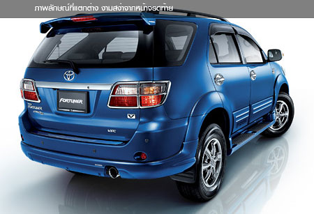 Toyota Fortuner facelift initial details revealed!