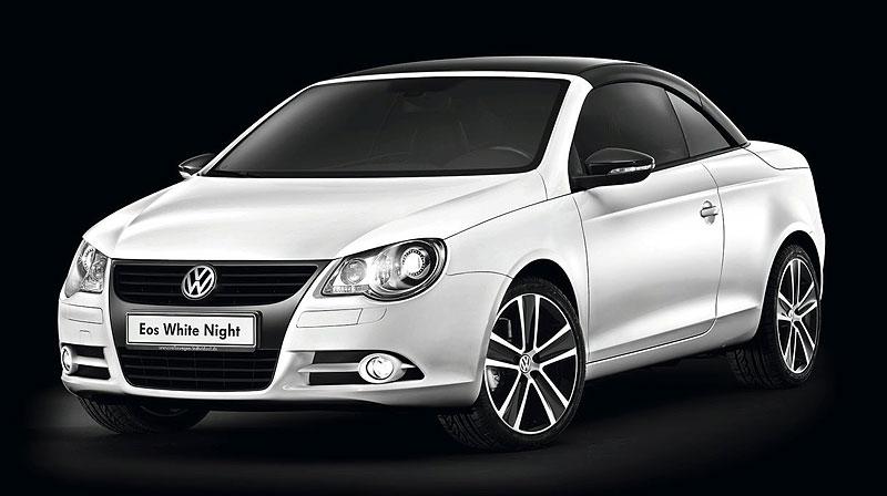 Volkswagen Eos White Night Large